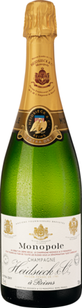 Champagne Heidsieck Monopole Extra Dry, Champagne AC