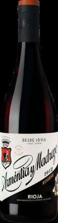 Arméntia y Madrazo Rioja Reserva