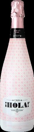 Hola Cava Pink Brut, Cava DOP