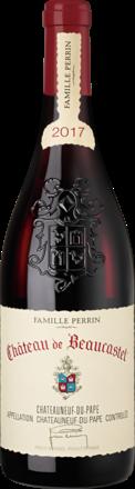 2017 Château de Beaucastel rouge Châteauneuf-du-Pape AOP