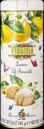 Virginia Soft Amaretti al Limone