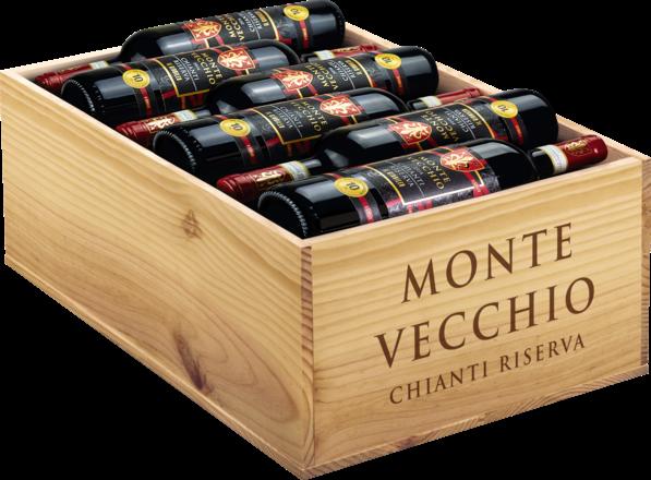Monte Vecchio Chianti Riserva Il Giubileo