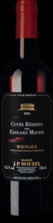 Cuvée Réserve par Edouard Moueix