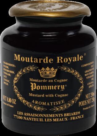 Moutarde Royale au Cognac Pommery