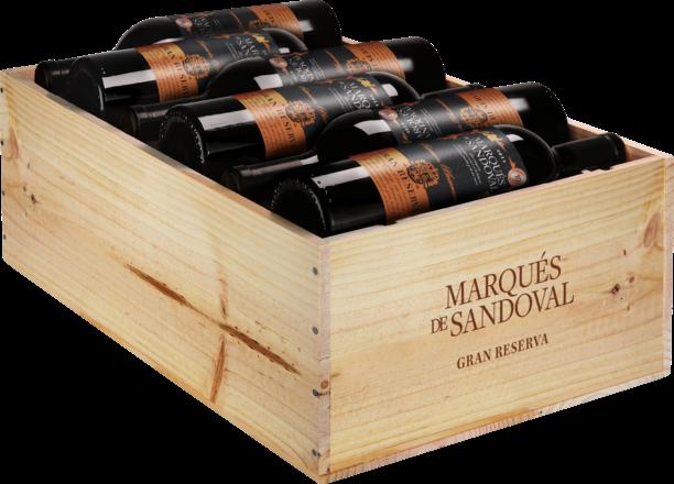 Marqués de Sandoval Gran Reserva Sel. Aniversario