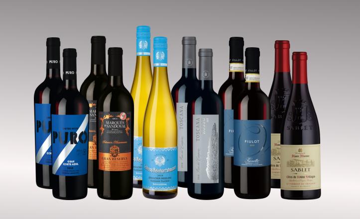 Vino Select Paket Kvartal 3 2020