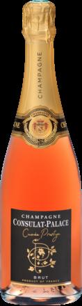 Champagne Consulat Palace Cuvée Prestige Rosé