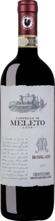 Castello di Meleto Borgaio Chianti Classico