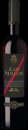 Zar Simeon Barrel Selection Jubiläumsedition