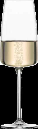 Sensa champagneglas