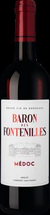 2019 Baron des Fontenilles Médoc Grand Vin Médoc AOP