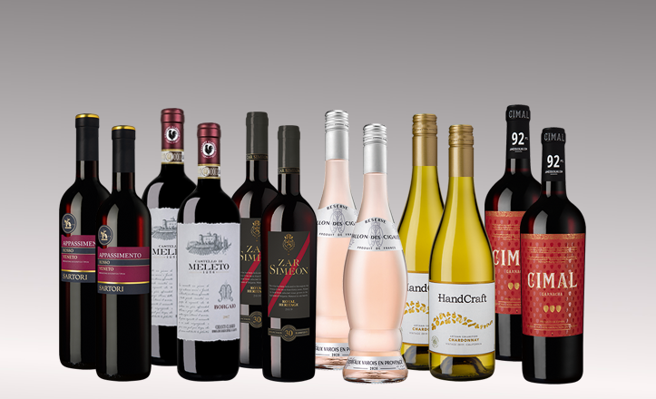 Vino Select! Paket Kvartal 2 2021