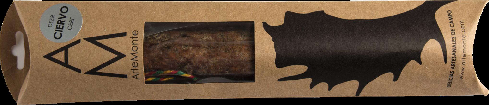 Chorizo med hjortkött