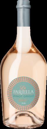 2020 La Fariella Pinot Grigio Blush Delle Venezie DOC