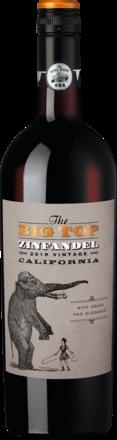2019 The Big Top Zinfandel California