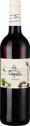2020 La Coquette Rouge Vin de France