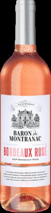 Baron de Montranac Bordeaux Rosé