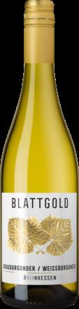 Blattgold Grauburgunder-Weißburgunder