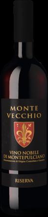 2016 Monte Vecchio Vino Nobile Riserva Vino Nobile di Montepulciano DOCG Riserva