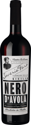 2019 Saverio Faro Nero d'Avola Sicilia DOC