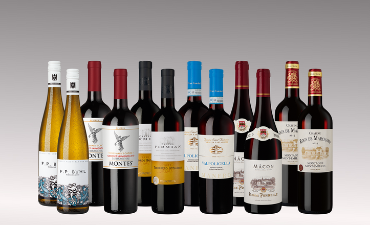 Vino Select! Paket Kvartal 3 2021