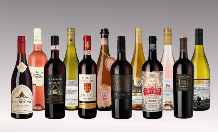 Vinpaket Sommarmix
