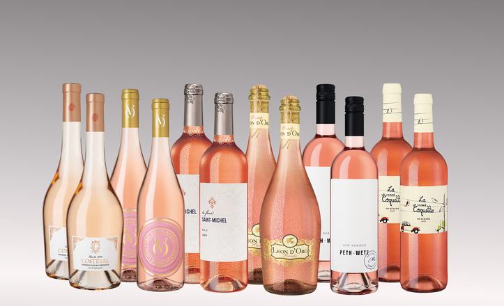 Vinpaket Roséfavoriter