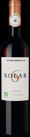 2020 Solar 6 Syrah Cévennes IGP