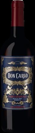 Don Carlo Appassimento Nero d'Avola Riserva