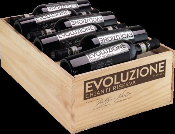 Evoluzione Chianti Riserva Platinum Edition