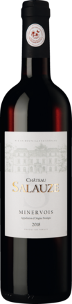 2018 Château Salauze Minervois AOP