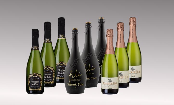 Vinpaket Bubblande