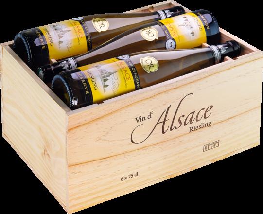 2019 Cave de Hunawihr Riesling Alsace AOP
