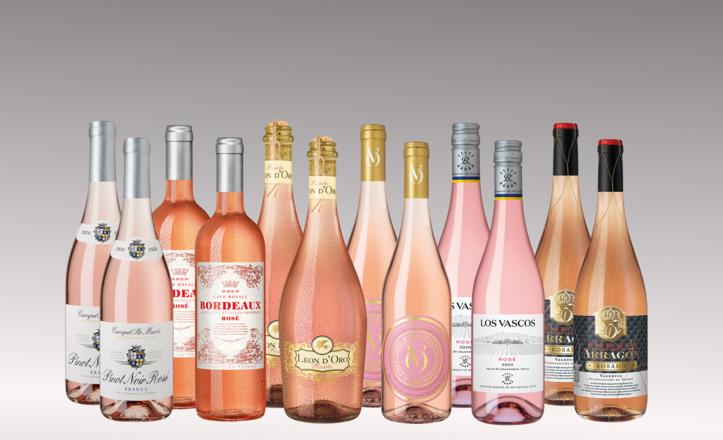 Vinpaket Rosé