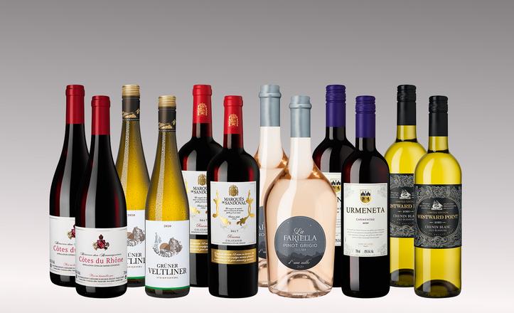 Vinpaket Bra Val