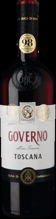 2020 Duca di Saragnano Governo Governo all' Uso Toscana IGT