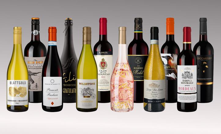 Provpaket Stilfulla Viner