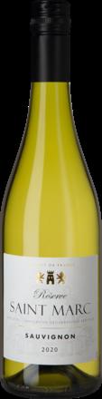 2020 Saint Marc Sauvignon Blanc Réserve Pays d'Oc IGP
