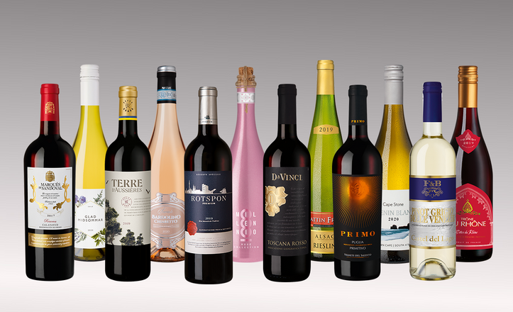 Vinpaket Midsommar I
