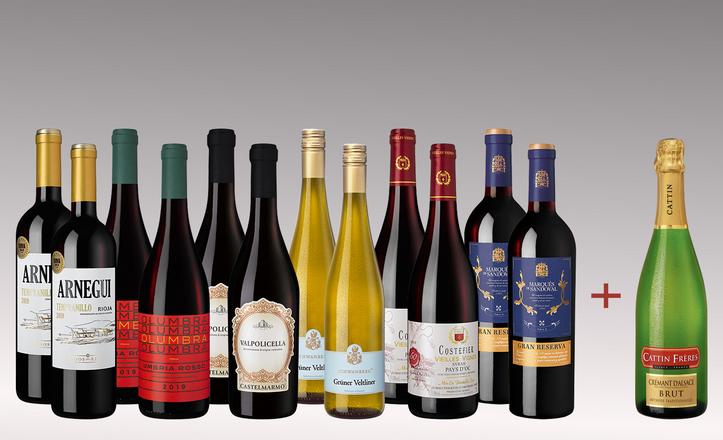 Vinpaket Höstval