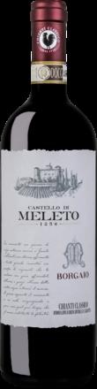 2019 Castello di Meleto Borgaio Chianti Classico Chianti Classico DOCG
