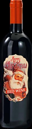 2020 Merry Christmas Red Puglia Rosso IGP