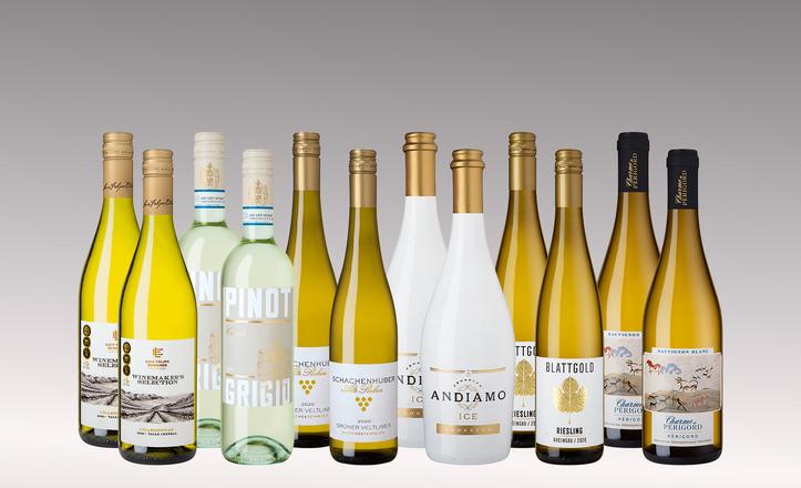 Vinpaket Vita Klassiker