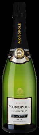 Champagne Heidsieck Anniversary Black Top