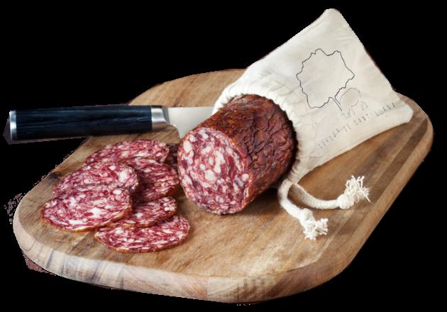 Salami av iberiskt svin Premium, 250 g