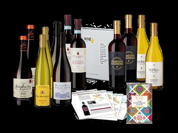 Vino Select Välkomstpaket II 2021