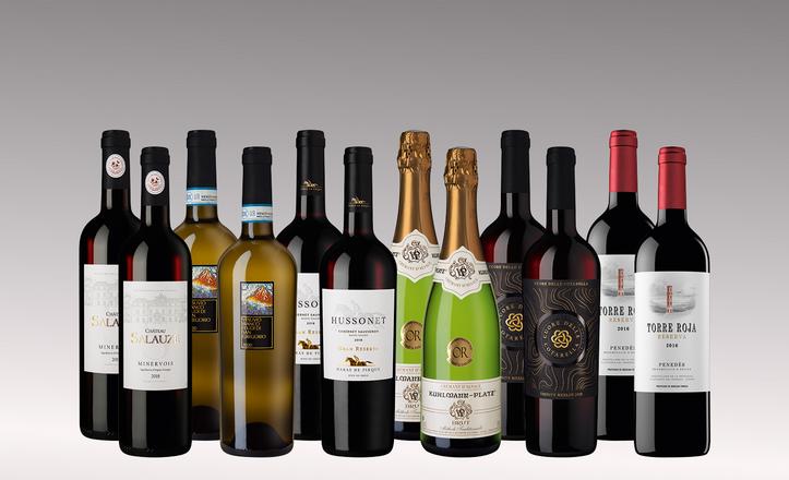 Vino Select! Paket Kvartal 4 2021