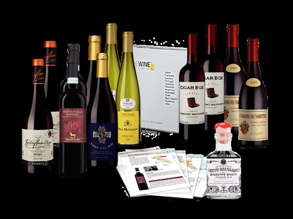Vino Select Välkomstpaket I 2021