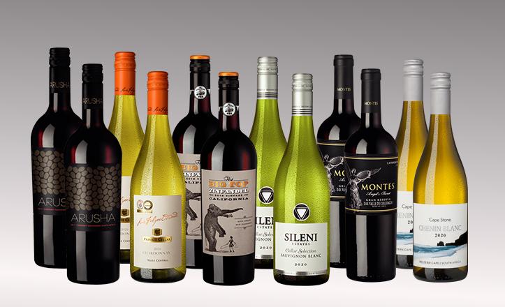 Vinpaket Nya Världen