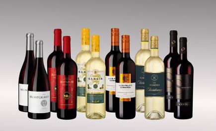 Provpaket Prima viner